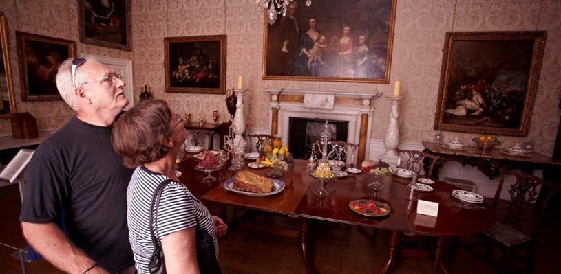Tours around Cannon Hall