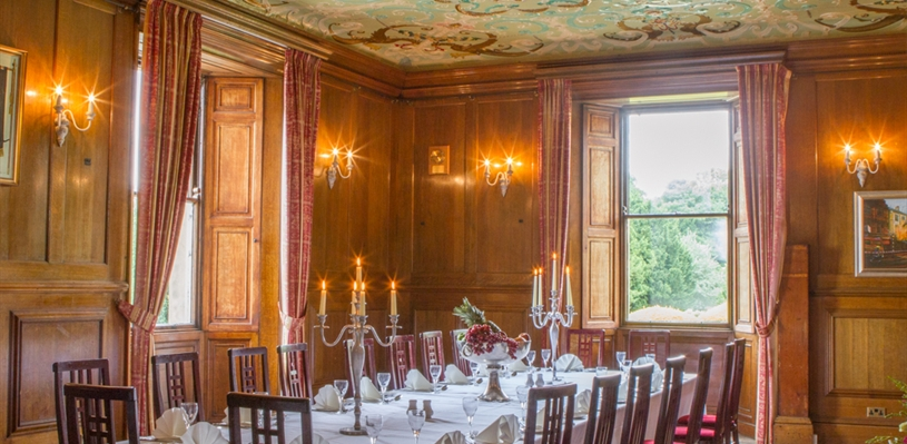 Wortley Hall Private Dinner