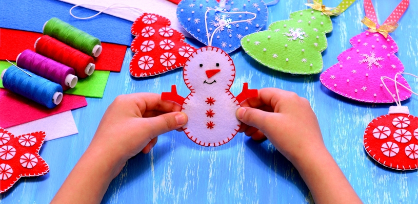 Create your own decorations