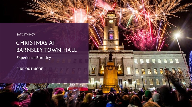Christmas at Barnsley Town Hall